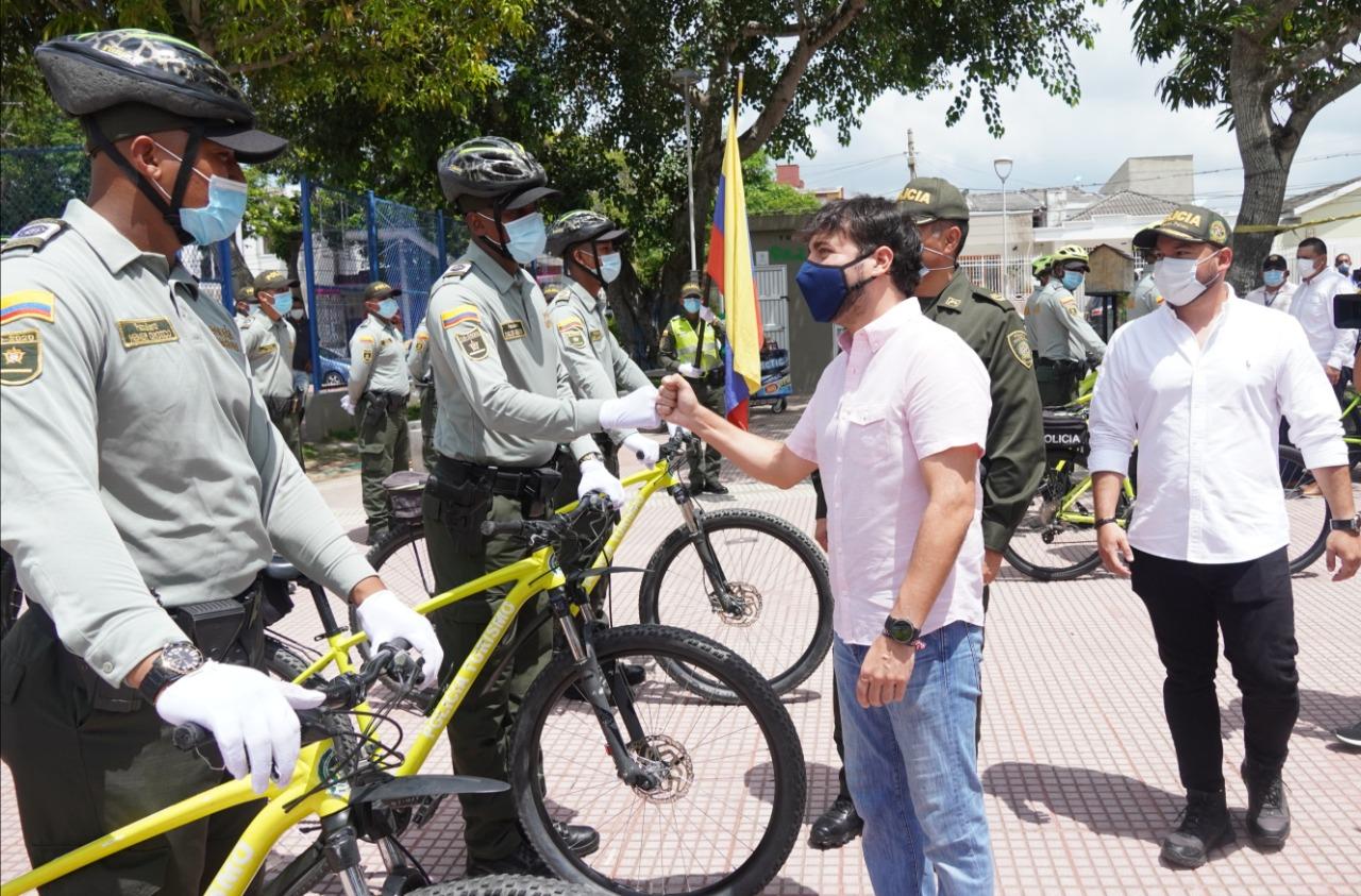 Desde este viernes, la Policía del Vecindario estará más cerca de los barranquilleros – @alcaldiabquilla