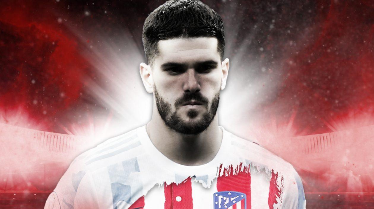 El jugador argentino Rodrigo De Paul se convierte en el nuevo fichaje del Atlético de Madrid