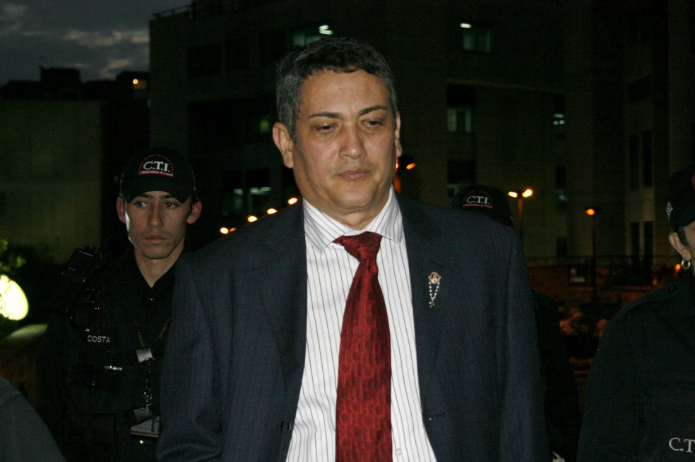 En libertad quedó en las últimas horas el excongresista de Magdalena, Rodrigo Roncallo