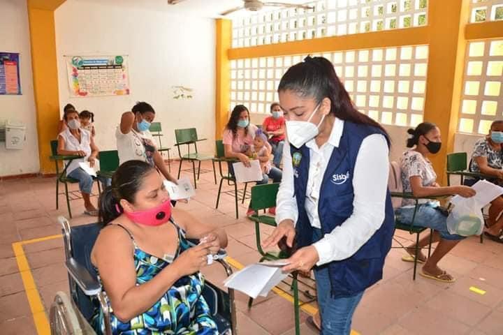 Alcaldia de Soledad realizó jornada de Inclusion y actualizacion del Sisben IV en el barrio Primero de Mayo