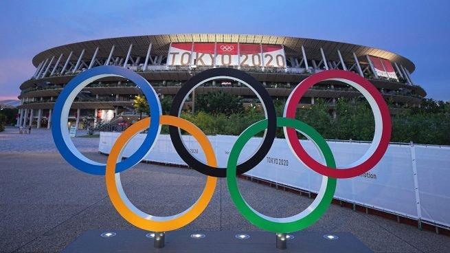 Todo listo para el gran espectáculo de apertura de los Juegos Olímpicos 2020
