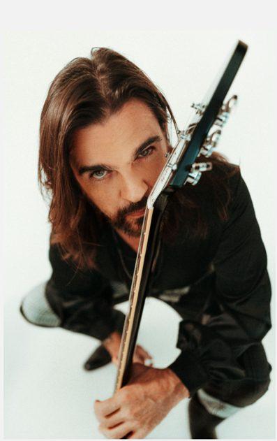 Juanes participa en el nuevo álbum de metálica