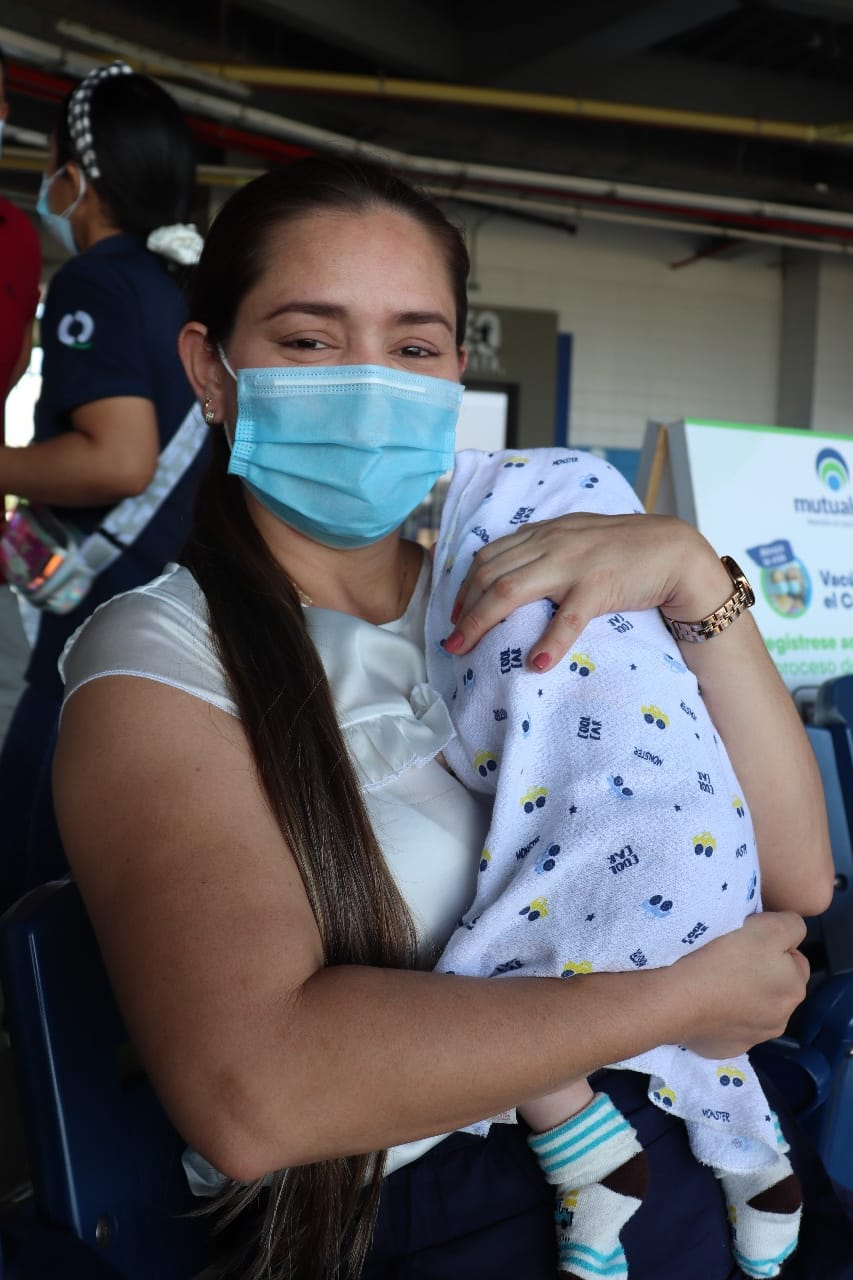 Baqunatón por la vida para mujeres embarazadas y niños de 12 a 17 años con comorbilidades – @alcaldiabquilla