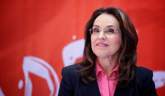 ¿Viviane Morales candidata presidencial? dice que quiere estar en donde pueda realizar algo por Colombia