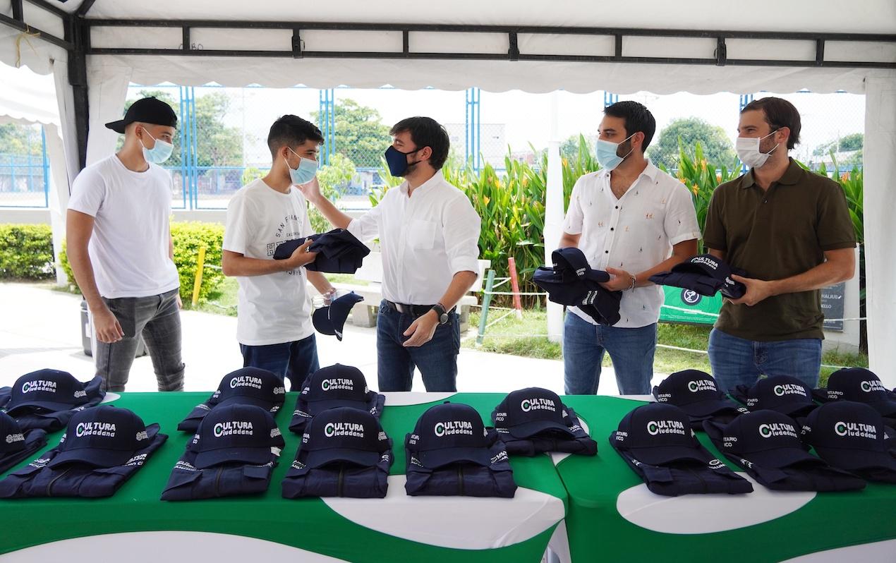 Arranca el Voluntariado Cívico en Barranquilla que trabajará por la cultura ciudadana en los barrios – @alcaldiabquilla