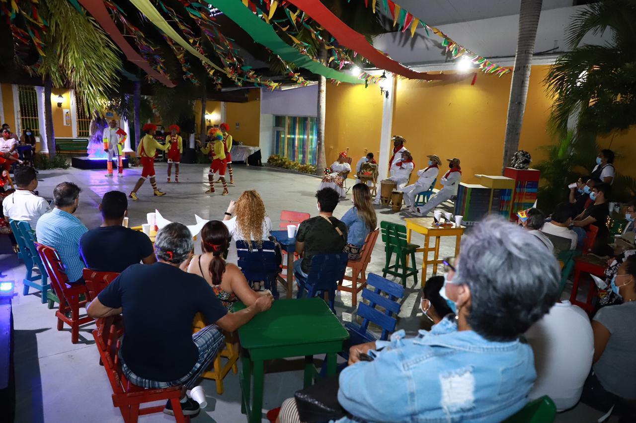 Viernes de Museo Nocturno, Artes Escénicas y Verbena en la Casa del Carnaval