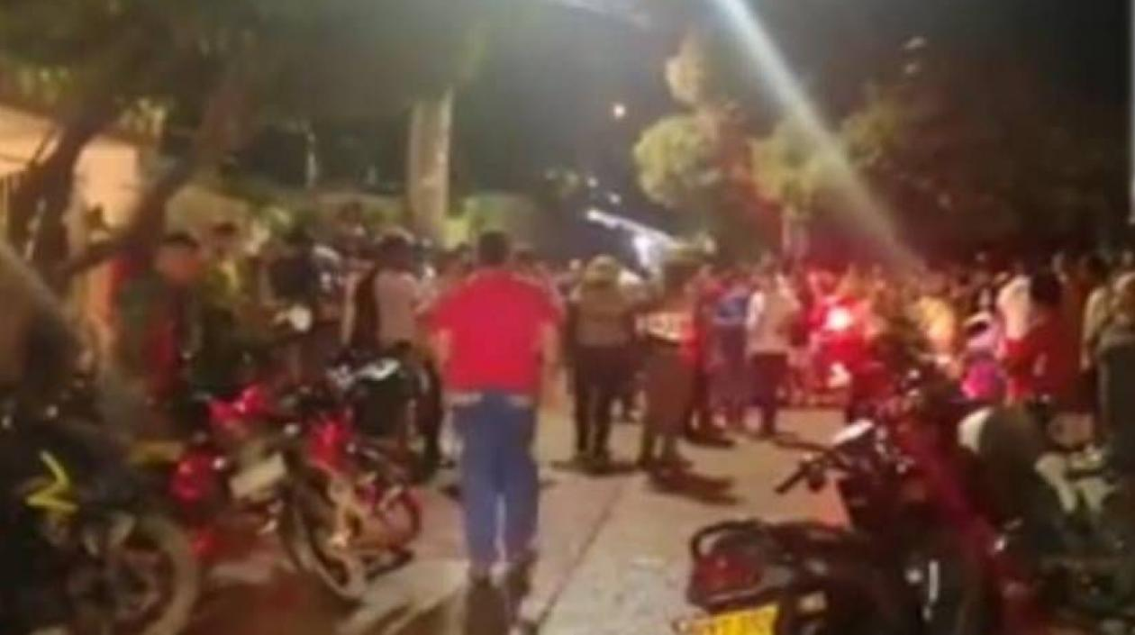 Mataron a joven de 17 años propinándole varios disparos en Santa Marta
