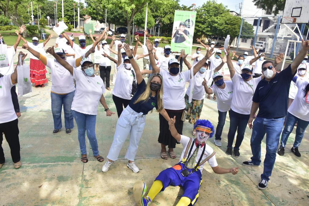 Alcaldía de Barranquilla homenajeará a adultos mayores con actividades y obsequios