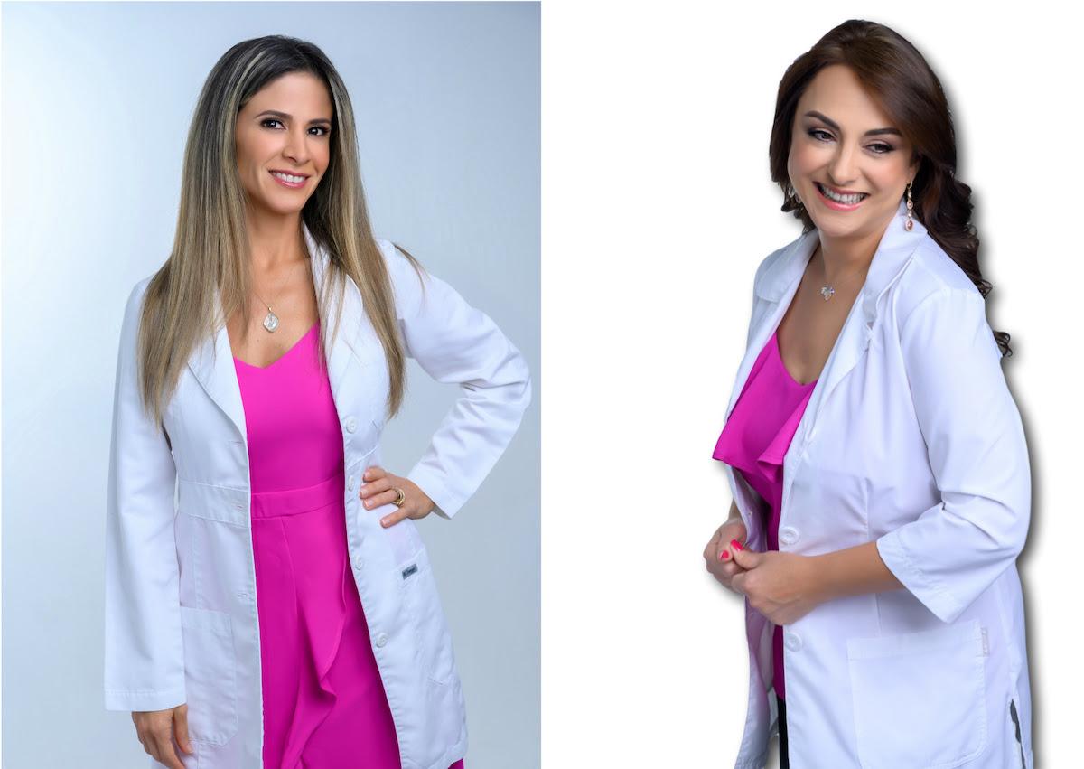 """Dos doctoras se convierten en las """"salvadoras de la salud íntima femenina""""- @doctoraklarasenior @Tu_ginecóloga"""