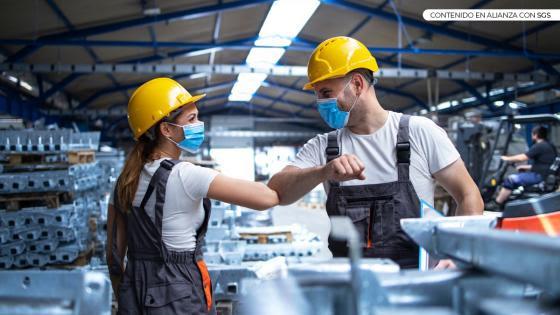 La Producción Industrial de Colombia aumentó un 22,9% en agosto