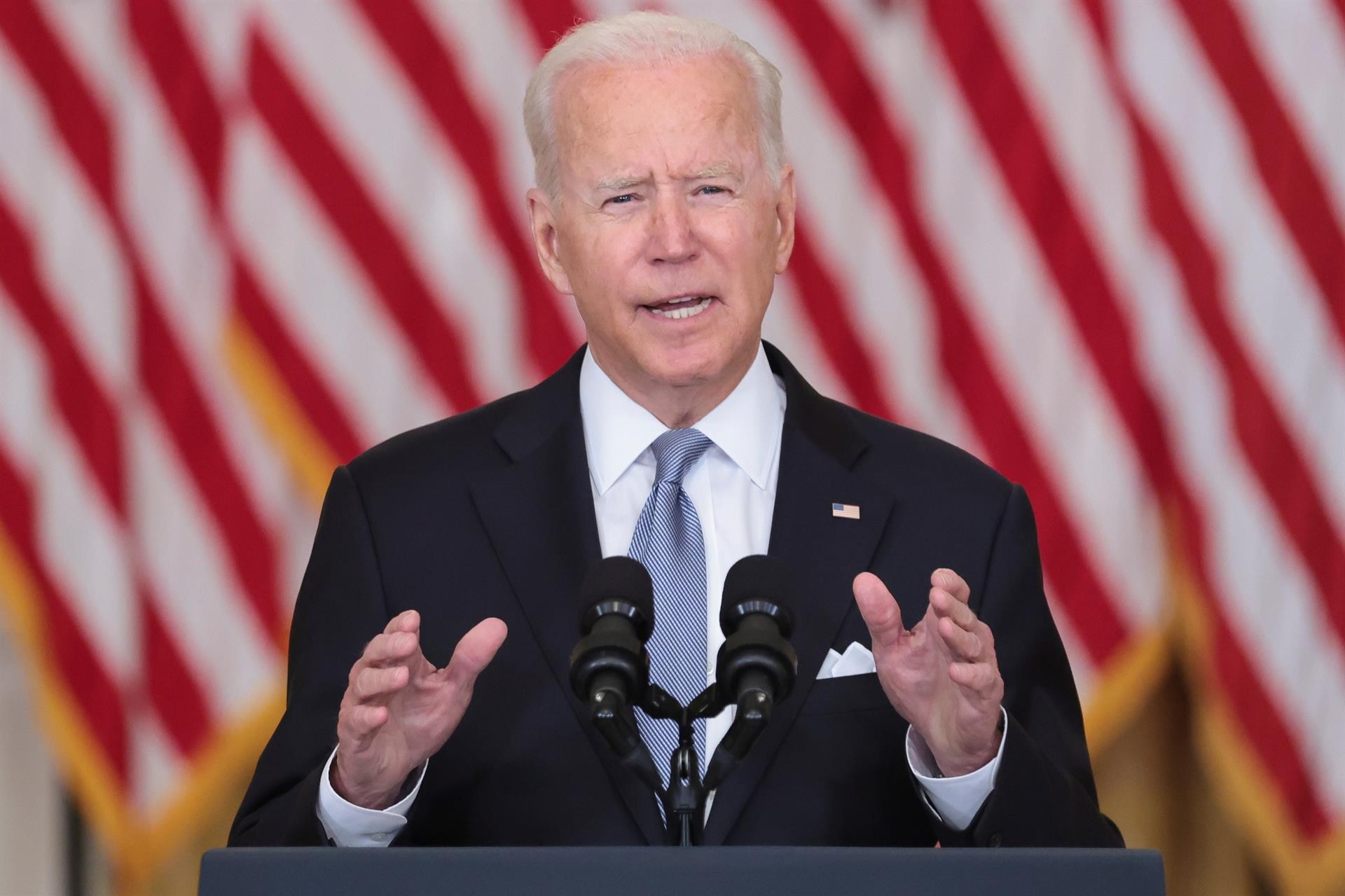 Joe Biden declara «desastre mayor» en el estado de Tennessee por inundaciones