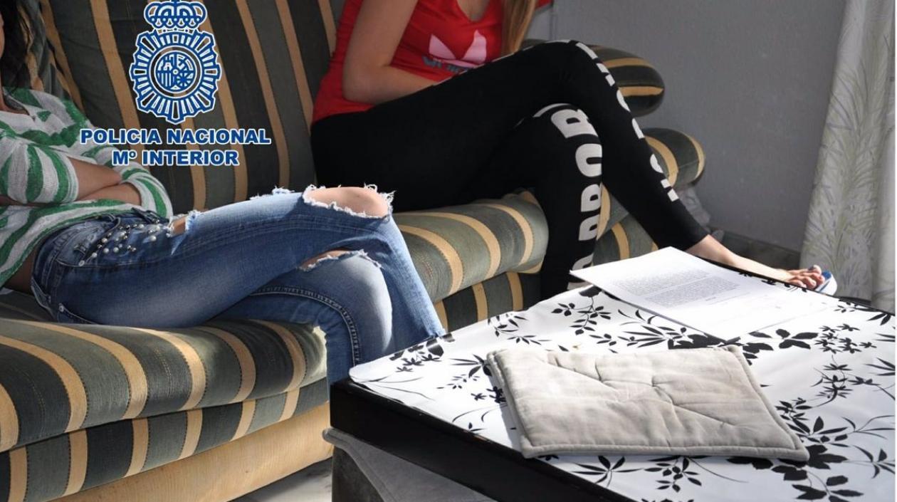 Liberadas en España cuatro colombianas que eran obligadas a prostituirse