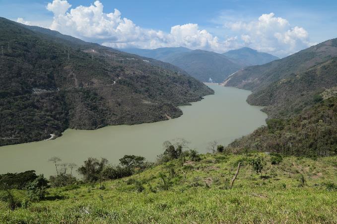 EPM apoya proceso de ordenación de pesca en el embalse de Hidroituango