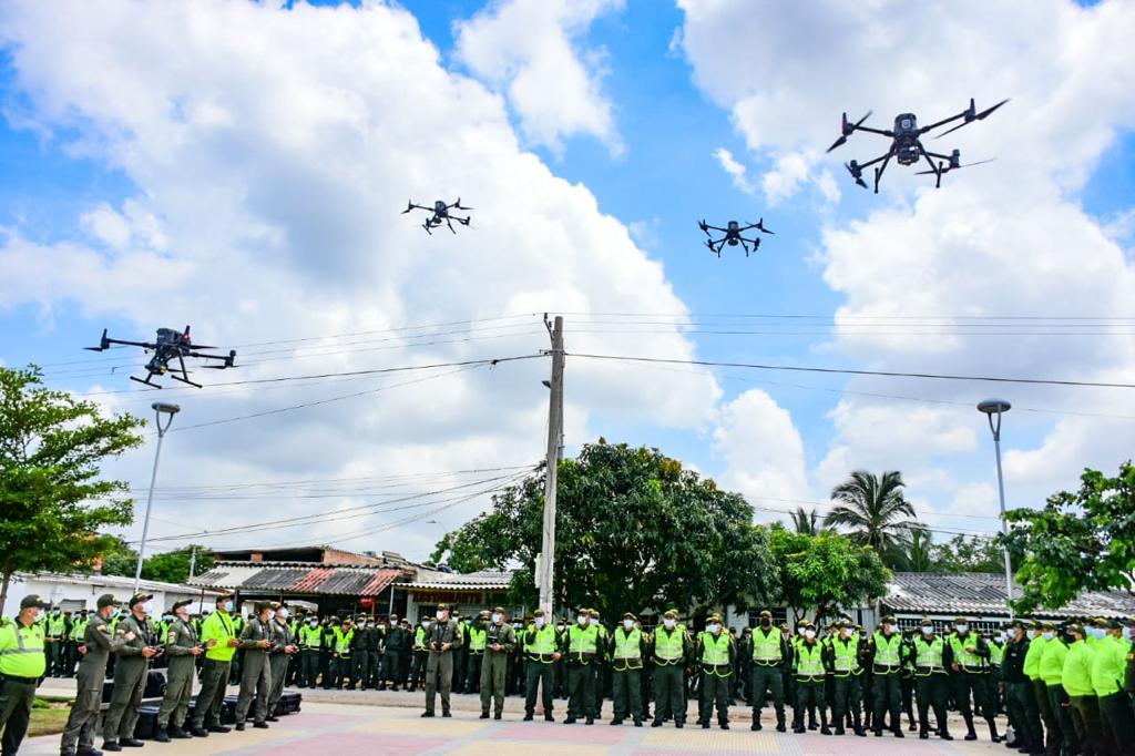 Gobernación y Alcaldía presentan plan de intervención contra el delito en el Área Metropolitana de Barranquilla