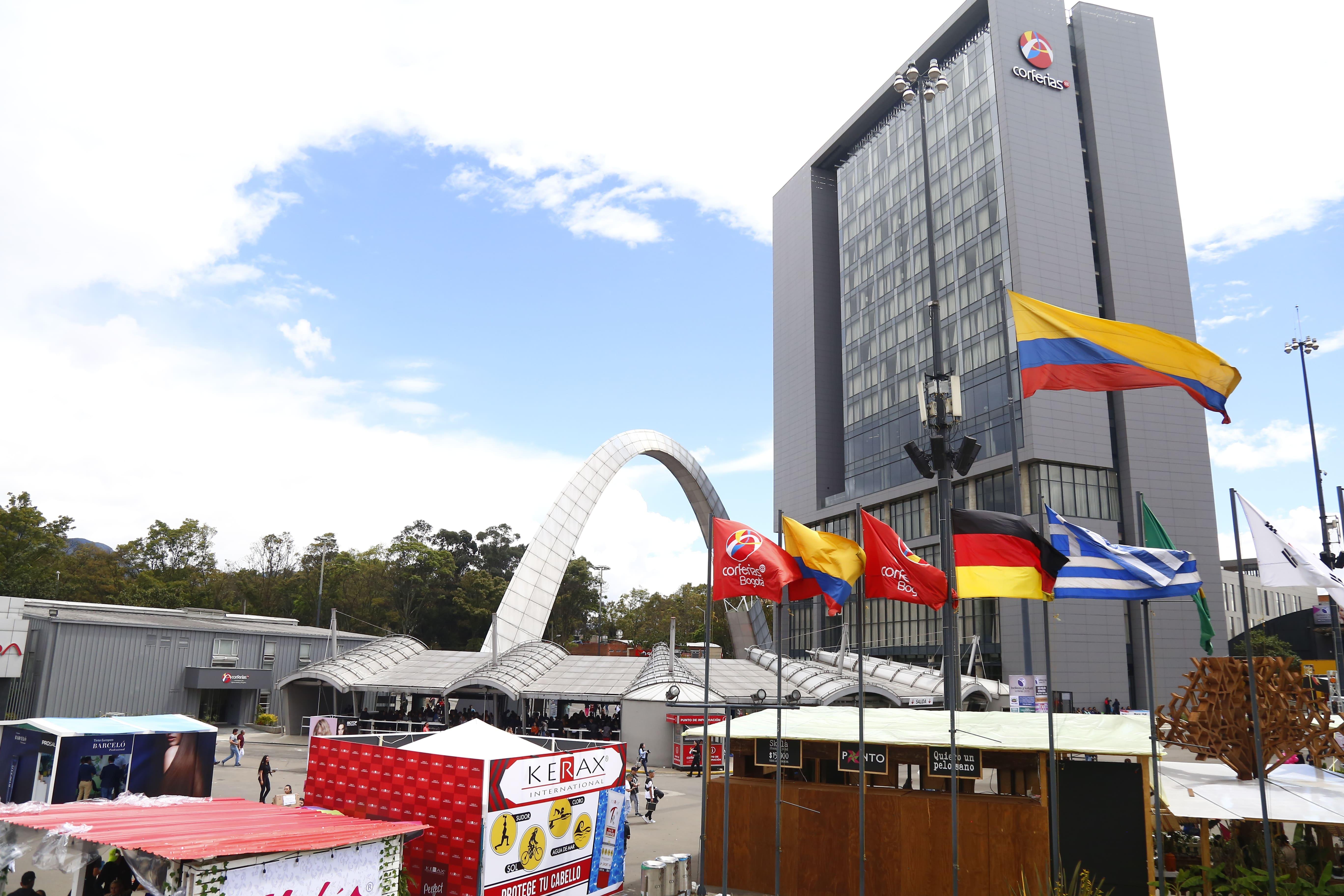 La industria de la Belleza en Colombia se reactiva con más de 250 expositores participantes de la feria de Belleza y Salud en Corferias