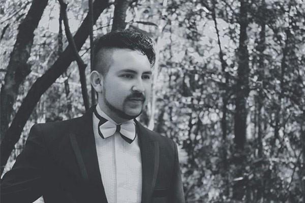 Camilo Acuña, joven barítono gana el Premio de Canto Ciudad de Bogotá