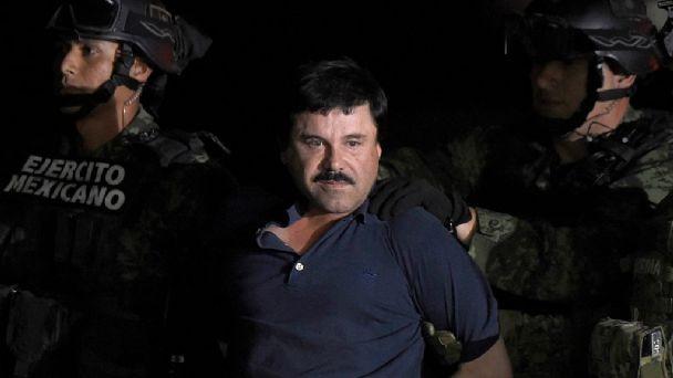 La casa de 'El Chapo' y varios narcos fueron sorteadas en la lotería, avaladas por el gobierno mexicano
