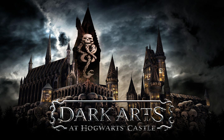 El espectáculo nocturno «DARK ARTS AT HOGWARTS CASTLE» regresa a Universal Orlando Resort a partir del 18 de septiembre