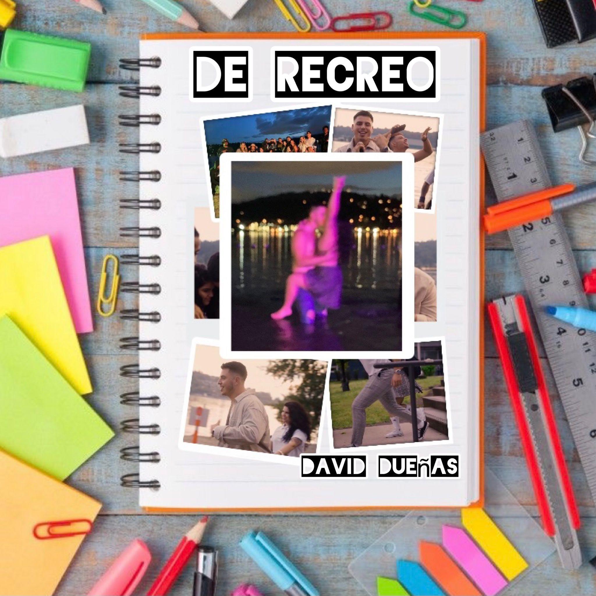 David Dueñas recuerda las locuras de su juventud en 'De recreo' – @DavidDuenas97
