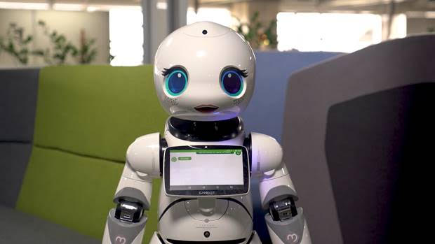 Ema es la nueva asistente robótica de EPM – @@EPMestamosahi