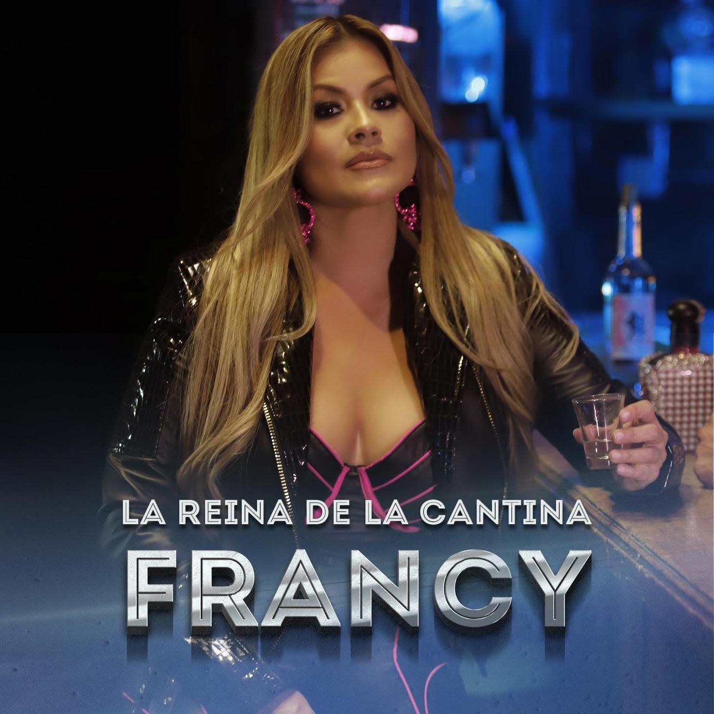 Francy presenta su nueva canción «La Reina de la Cantina»