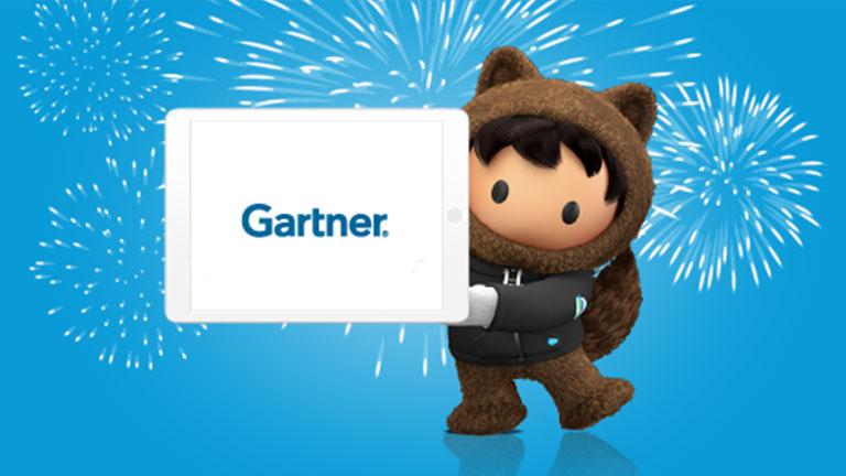Por sexto año consecutivo, Salesforce se posiciona como líder en comercio digital en el Cuadrante Mágico de Gartner