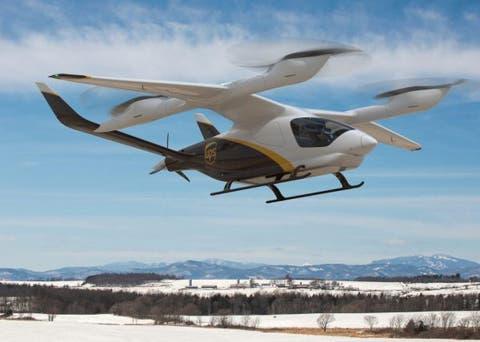 La NASA inicia prueba de taxis aéreos