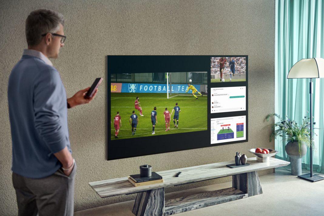 Los nuevos TVs combinan la mejor tecnología en calidad de imagen y sonido para una experiencia verdaderamente inmersiva