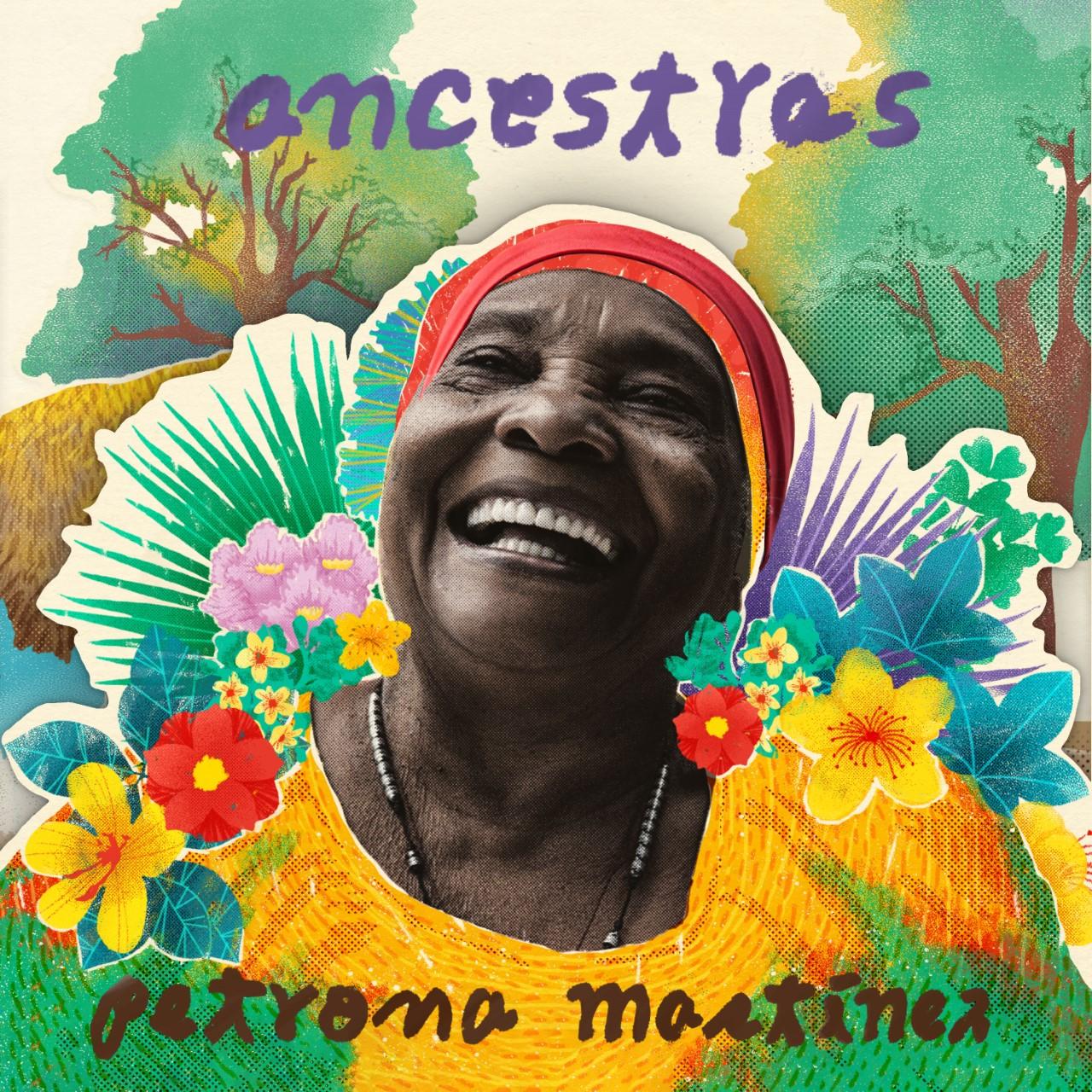 PETRONA MARTÍNEZ reúne leyendas y presenta su nuevo álbum ANCESTRAS
