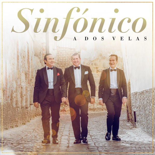 A dos velas presenta su nuevo álbum titulado «sinfónico»