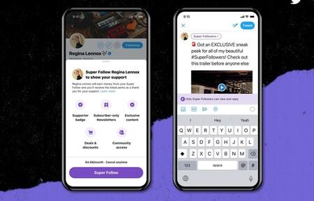 Twitter habilita nuevas funciones de monetización para sus usuarios