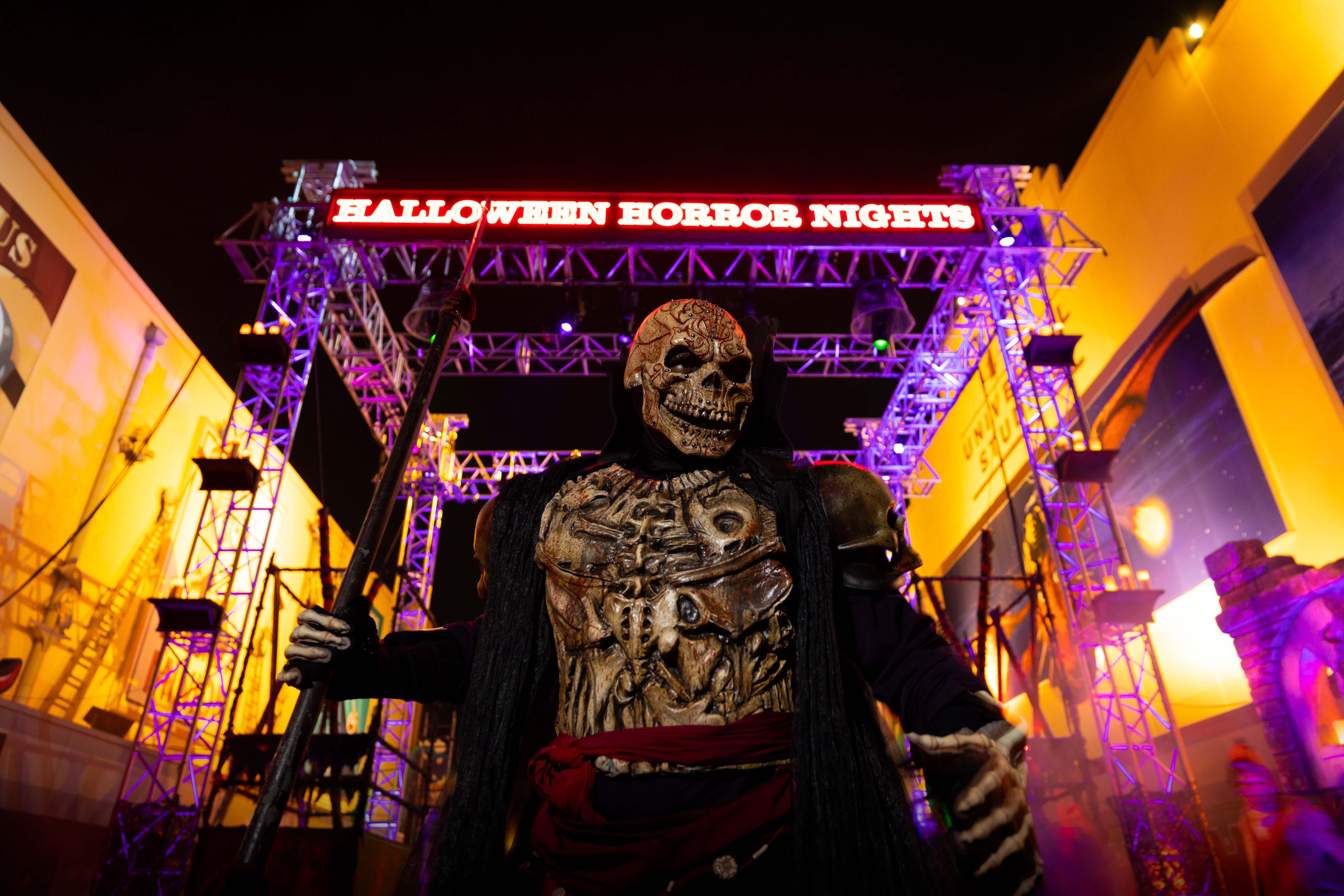 Halloween Horror Nights comienza esta noche en Universal Orlando Resort
