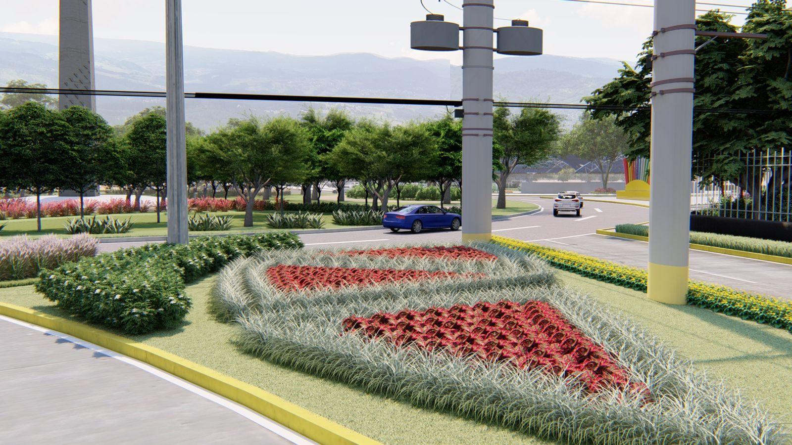 Valledupar florece con proyectos que impulsan su belleza y desarrollo paisajístico – @AlcaldiaVpar