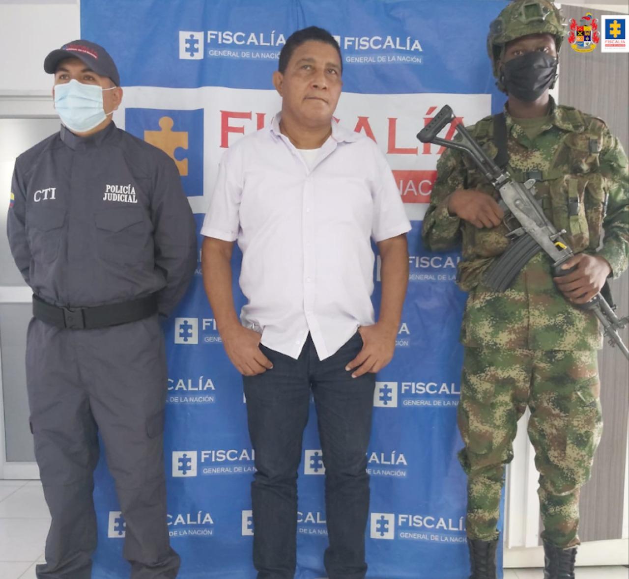 Medida de aseguramiento contra el alcalde de el charco (nariño) y su secretario de gobierno por presuntos actos de corrupción en 2020