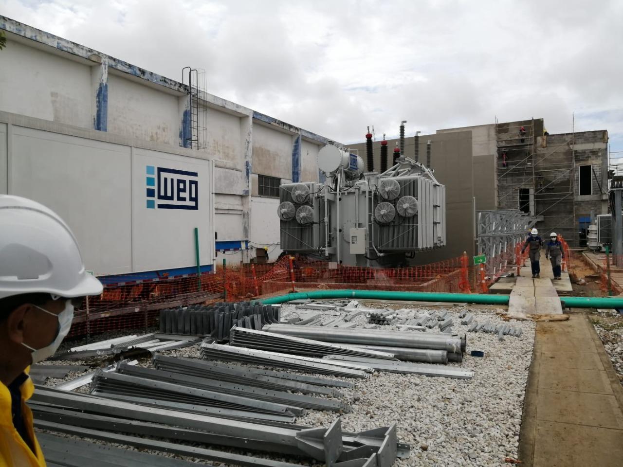 Mejora el servicio de energía en un 31% en Atlántico, Magdalena y La Guajira – @Aire_Energia