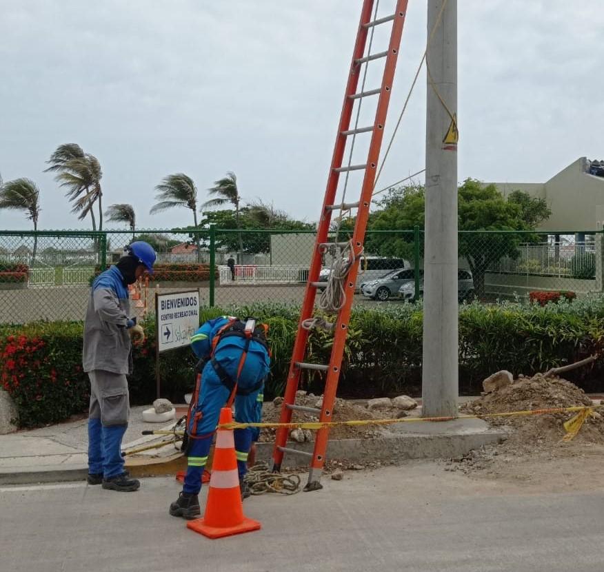 Este lunes 13 de septiembre Trabajos de remodelación de redes eléctricas en sectores de Salgar – @Aire_Energia