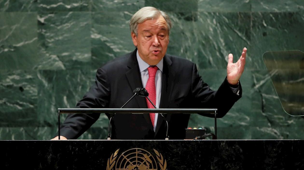Secretario de la ONU: «El mundo nunca ha estado tan amenazado»