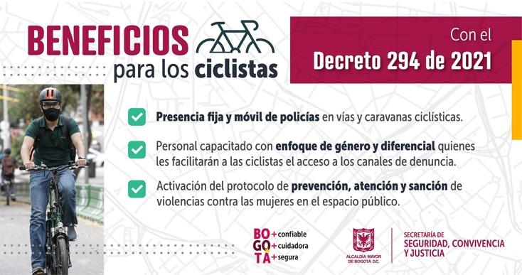 Registro Bici y Rutas Seguras para Ciclistas