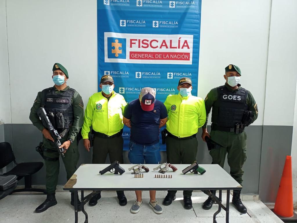 Capturados 6 de los más buscados, incautadas 318 armas y recuperados 14 vehículos – @alcaldiabquilla