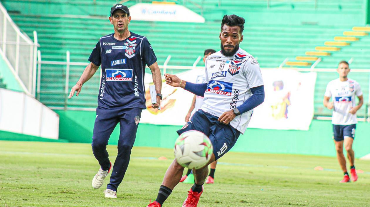 Junior enfrentará al Pereira con una mínima ventaja para intentar avanzar a cuartos de Copa