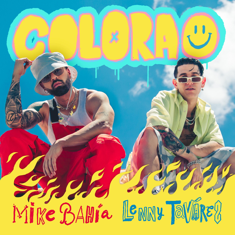 'Colorao', el nuevo tema que lanza Mike Bahía con Lenny Tavarez