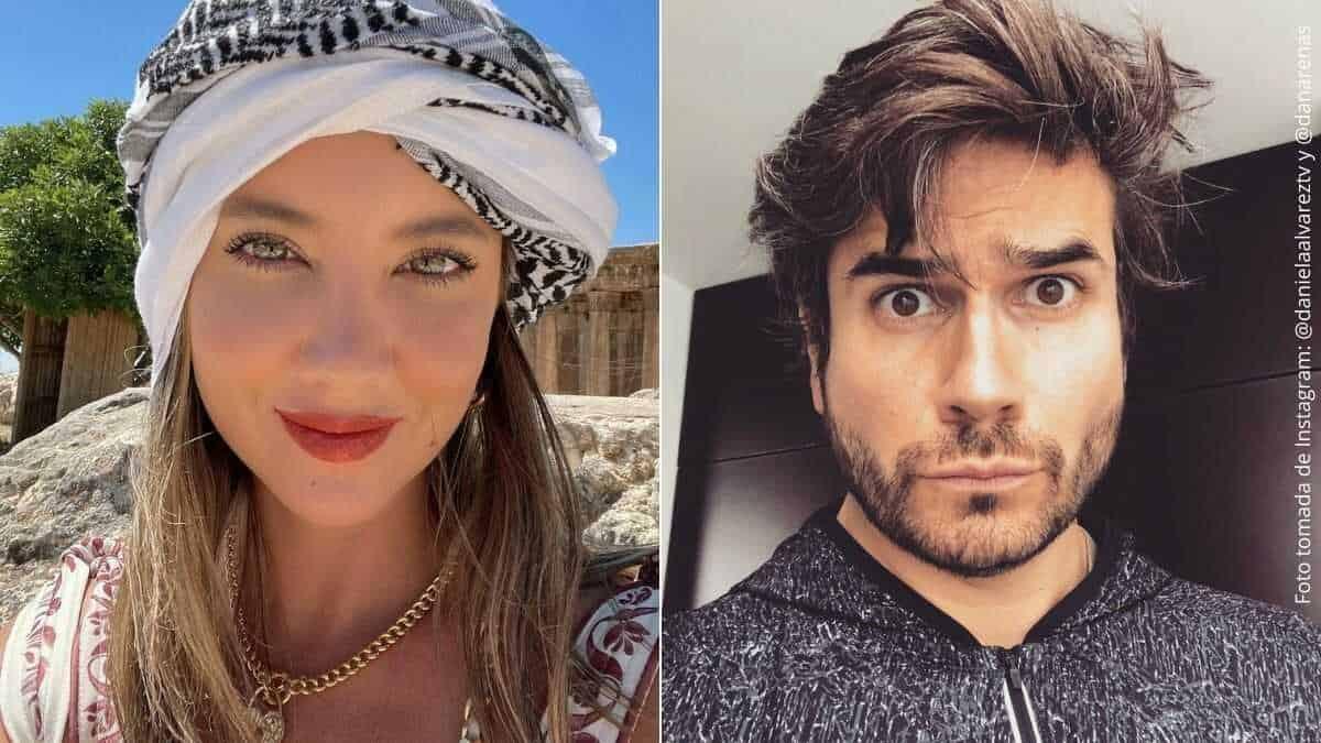Daniela Álvarez Y Daniel Arenas confirman que están enamorados