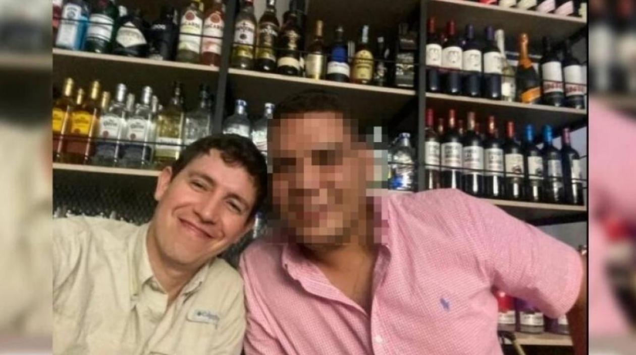 Enrique Vives Caballero: «Estaba en un cumpleaños, solo me tomé dos o tres cervezas»