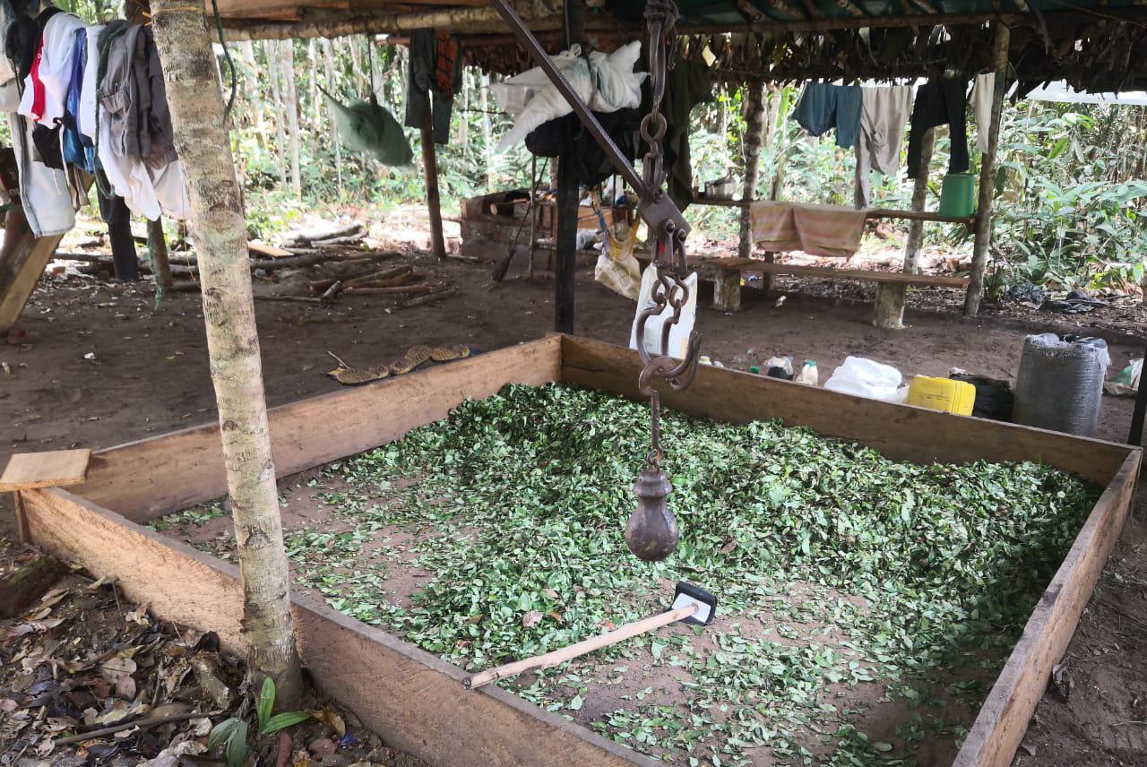 Afectadas las finanzas del Grupo Armado Organizado, frente José Daniel Pérez Carrero en Cumaribo, Vichada