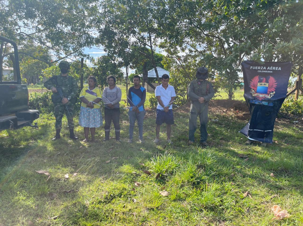 Continúan las operaciones militares en contra del narcotráfico en Vichada