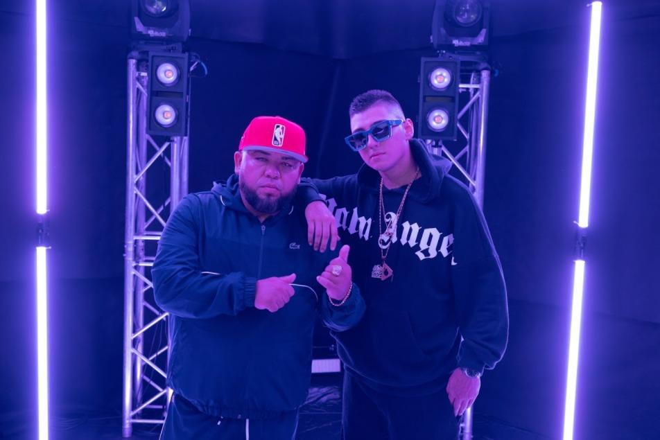 'Guaracha con Ñejo», de Marco Acevedo y Ñejo se posiciona en la plataforma musical de YouTube