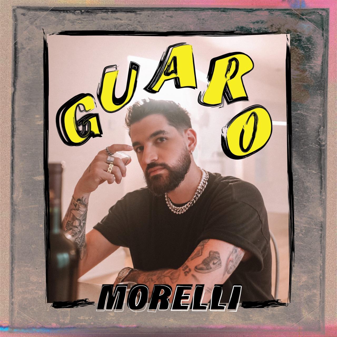 Morelli invita a superar las penas con 'Guaro', su nuevo sencillo
