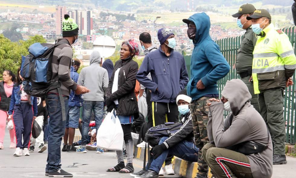 Capturan a cuatro personas por transportar haitianos por la vía Panamericana