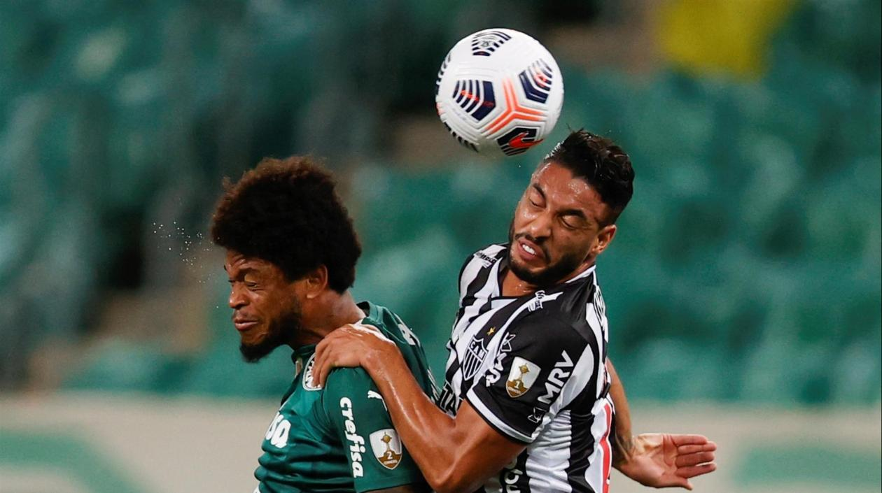 Atlético Mineiro vs Palmeiras, la contienda donde saldrá el primer finalista de la Conmebol Libertadores