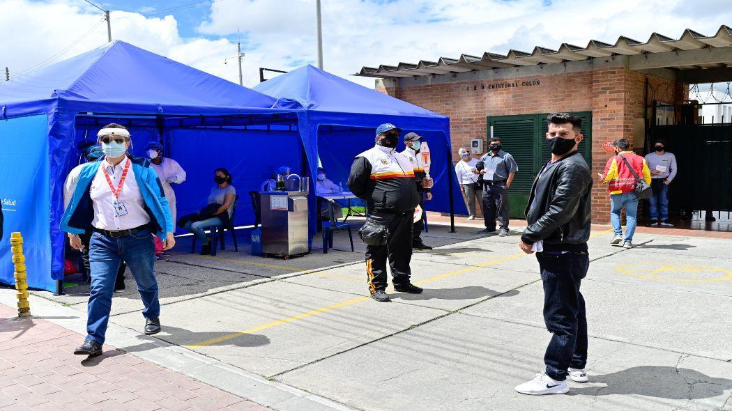 Lugares en los que hay pruebas gratis de COVID en Bogotá hoy 8 de septiembre